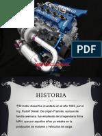 Presentación de Motores Para Compu