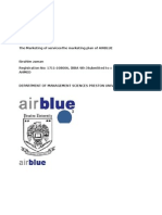 report on air blue