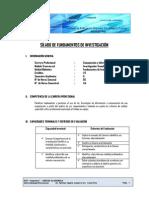 Fundamentos de Investigación, IEST Argentina