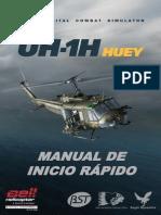 DCS UH-1H Manual de Inicio Rápido