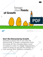 How to Manage the Inflection Points of Growth