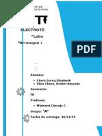 Electrotecnia Industrial Laboratorio 7