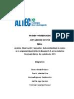 Proyecto Integrador Contabilidad de Costos[1]