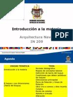 Arquitectura Naval Introducción y Repaso de Conceptos