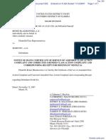 Blaszkowski et al v. Mars Inc. et al - Document No. 252