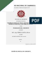 Diseno de Mezclas Metodo Din 1045 Con Fibradocx