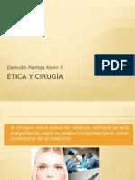 ética y cirugía