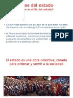 Presentacion Fines Del Estado