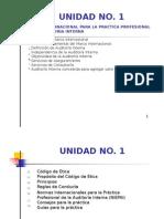 Unidad No. 1 - 4 Auditoria IV 2014
