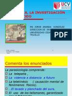 La Ciencia y la Investigacion