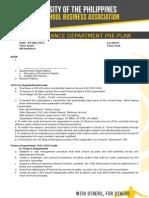 UPIBA Finance Preplan