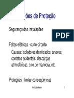 Proteções