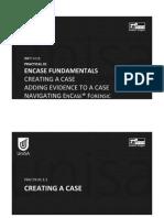 Practical01-EnCaseFundamentals