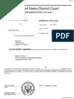 AutoText Technologies, Inc. v. Apple, inc. et al - Document No. 3
