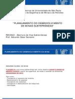 07 - PMI2943 - 2015 - Planejamento Do Desenvolvimento de Minas Subterraneas