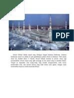 Mesjid Nabawi, Gua Hira, Tsur, Mesjidil Haram Dan Kota Mekkah