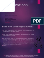 CLIMA-ORGANIZACIONAL
