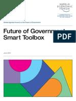 Future of Government Smart Toolbox (World Economic Forum)