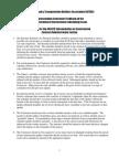 ARTBA-AASHTO Construction Schedule Issues - 8-12