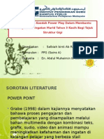 p'Bentangan Ktindakan (Power Point)