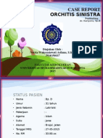 Case Report Orchitiss