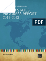 US Progress Report 2011-2013