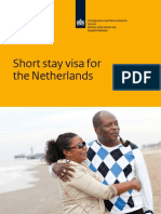 visa for the Netherlands