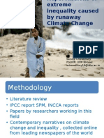Climate Change Paper Presentation