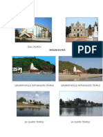 Shore temples in India