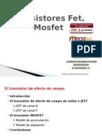 Transistores FET 2015