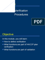 HACCP Course PowerPoint Slides Chapter 10