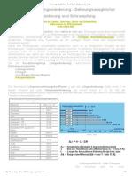 Dehnungsausgleicher - thermische Längenausdehnung