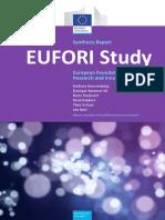 Synthesis report EUFORI study