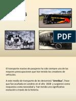 BUSES PPT - INGENIERÍA DE TRANSPORTES