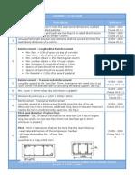 Long and Short column design basis