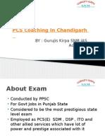 Top PCS Coaching Academy in Chandigarh