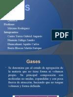Exposicion de Gases - FISICA