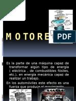 Motores - fisica - ingeniería de transportes