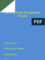 Clase Tiroides