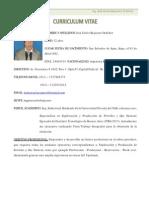 CV -Ing. Jose Carlos Bejarano Ordoñez