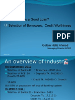 What Makes a Good LoaN