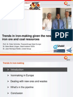 José Henrique Noldin Júnior - Trends in Iron-making Given the New Reality of Ore and Coal Resources