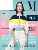 my works in GLAM July/August 2015