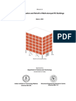 Manual on Seismic Evaluation & Retrofit of Multistory Rc Blds