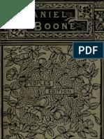 Norton - The Days of Daniel Boone (1883)
