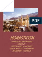 Monasticism - Father Daniel Al-Antouny