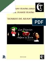 Diarios de Adan y Eva Dossier