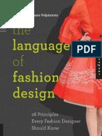 Volpintesta l the Language of Fashion Design 26 Principles e