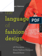 Volpintesta l the Language of Fashion Design 26 Principles e