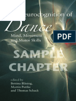 Neurocognitive Dance
